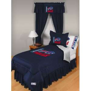 Locker Room Comforter & Sheet Complete Bedding Set