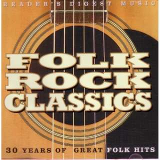 Folk Rock Classics   30 Years of Great Folk Hits Music