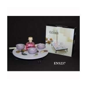 Candle Holder Set With Diffuser REDEN5237: Home & Kitchen