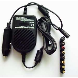 Car Universal Laptop/Notebook DC Power Charger Adaptor