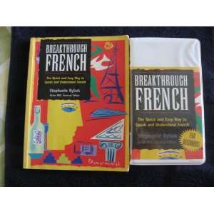 French Language Study   Book and 4 Cassettes