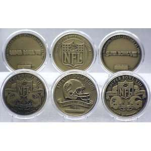 (Set Of 3) COMMEMORATIVE COINS By Highland Mint Sports & Outdoors