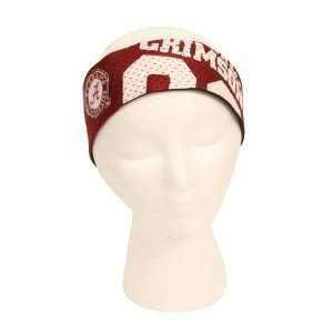 Alabama Crimson Tide NCAA Jersey Headband  Sports
