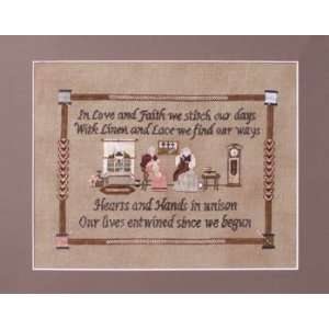 Stitching Spinsters   Cross Stitch Pattern Arts, Crafts & Sewing