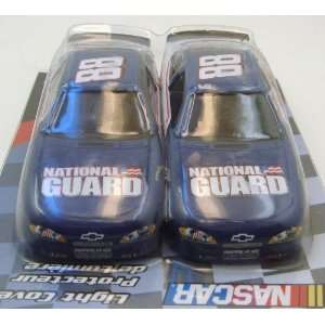 Dale Earnhardt, Jr # 88 NASCAR Racing Car Christmas Ornament Set of 2