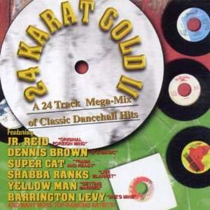 24 Karat Gold Dancehall Megamix 2 Various Artists Music