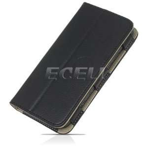 LEATHER CASE COVER & STAND FOR DELL STREAK Cell Phones & Accessories