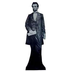 Patriotism Politics President Abraham Lincoln Life Size