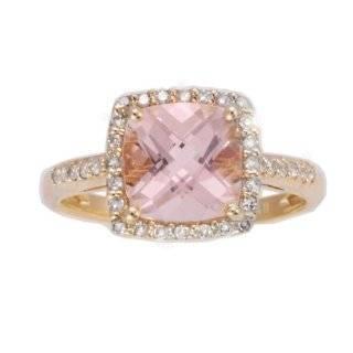 18KT Green Tourmaline & Diamond Ring Judy Mayfield Jewelry