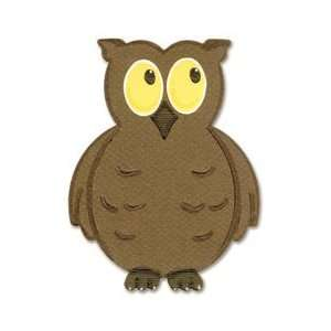Sizzix Originals Die Large Owl Arts, Crafts & Sewing
