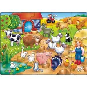Orchard Toys Whos on the Farm Jigsaw Puzzle 217 Toys & Games