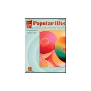 Popular Hits   Alto Sax Softcover with CD Sports