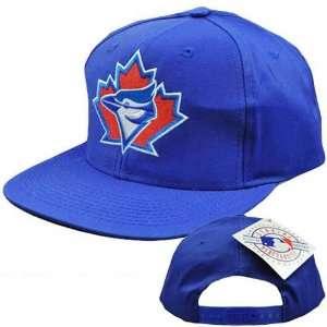MLB Toronto Blue Jays Twins Snapback Flat Bill Hat Cap Old School