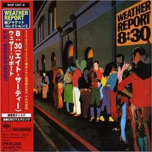 830 (Mlps) Weather Report Music
