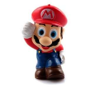 Cute Super Mario Figure Keychain   Red/Blue Toys & Games