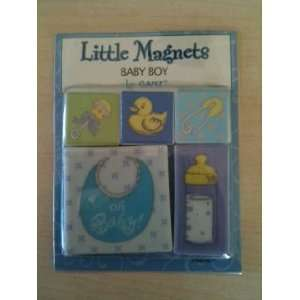 Little Magnets Baby Boy By Ganz: Everything Else
