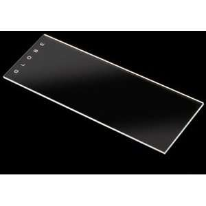 Glass, 25 x 75mm, 90° Ground Edges, Plain, 72/Box, 2 Boxes/Case (1