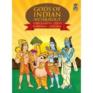 GODS OF INDIAN MYTHOLOGY   LORD GANESH, LORD SHIVA