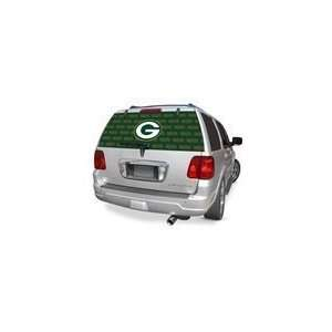 Green Bay Packers Rearz (24x 66) Glass Window Tattoo