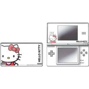 Skinit Hello Kitty Classic White Vinyl Skin for Nintendo