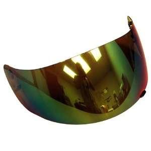 Motorcycle Full Face Modular Helmet Visor Shield Tinted Automotive