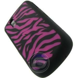 9630 & Bold 9650, Hot Pink Zebra Stripes Cell Phones & Accessories