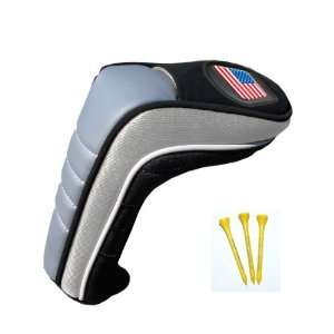 Sherpashaw,Patriot Golf Putter cover Hybrid/Traditional