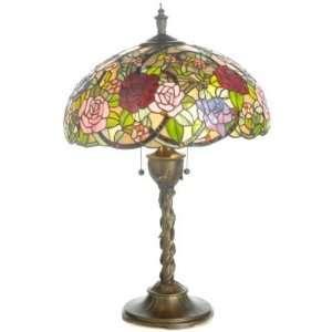 Rose Garden Table Lamp