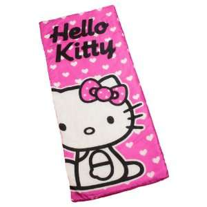 Hello Kitty Hearts School Sleeping Bag