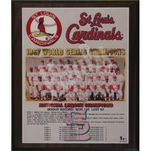 1967 St. Louis Cardinals Major League Baseball World Series