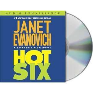 Hot Six (Stephanie Plum, No. 6) By Janet Evanovich(A)/Debi