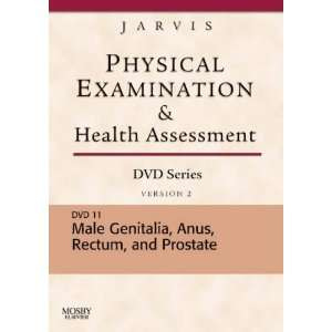 Physical Examination and Health Assessment DVD Series DVD 11 Male