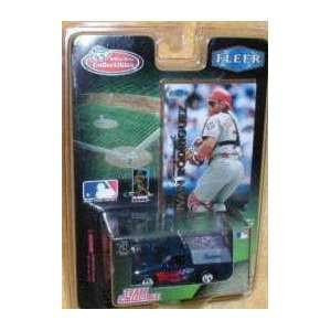 Texas Rangers 1999 White Rose MLB Diecast 1:64 Scale Ford F 150 Truck