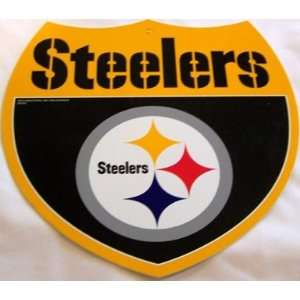 NFL Pittsburgh Steelers Sign   Interstate Style Sports