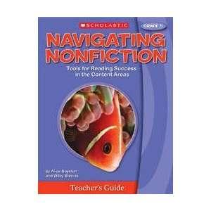 78286 9 Navigating Nonfiction Grade 5 Teachers Guide