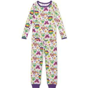 The Childrens Place Girls Butterfly Pajamas Sizes 6m   4t Baby