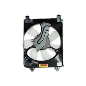 Honda Civic Replacement Condenser Cooling Fan Assembly Automotive