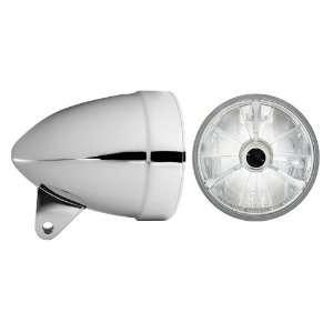 Bucket Combo with Pie Cut Black Dot Tri Bar Headlamp (Part No T40704