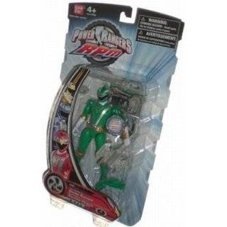 Power Rangers RPM 5 Inch Basic Action Figure Full Throttle Wolf Ranger