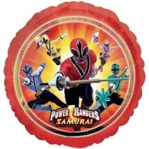 Power Rangers Samurai Foil Balloon Party Accessory  Toys & Games