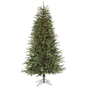 7 Pre Lit Bradford Fir Christmas Tree