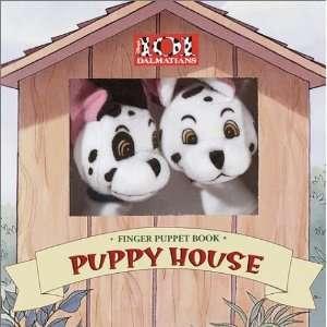 Puppy House (Finger Puppet Books) (9780736412124) RH