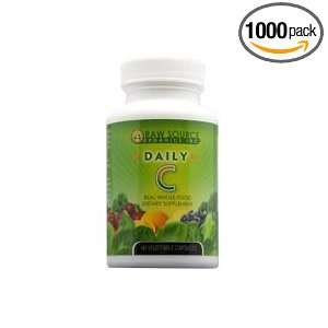Daily C Whole food Dietary Supplement: Health & Personal
