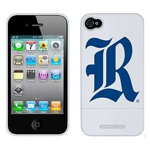 Rice University R on Verizon iPhone 4 Case by Coveroo