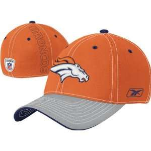 Denver Broncos 2008 Player Second Season Hat Sports & Outdoors