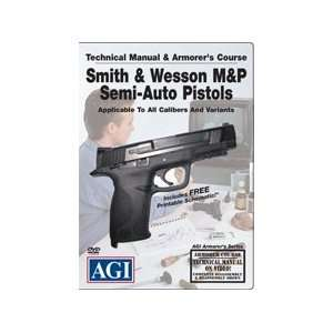 Smith & Wesson M&P Semi Auto Pistols Armorers Course