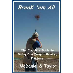 Target Shooting Problems (9780967331416) BJ McDaniel, Mark Taylor