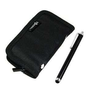 COSMOS ® Brand Black Nylon Memory Card Holder Case Bag for Sim