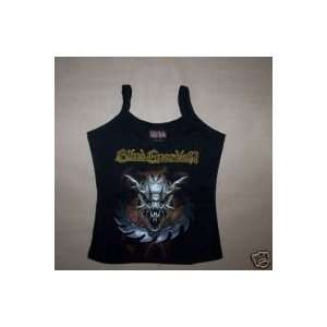 BLIND GUARDIAN Girls TOP Singlet T Shirt ONE SIZE NEW