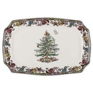 Spode Christmas Tree Grove Platter